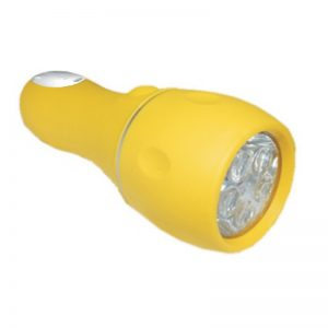 Floating Waterproof 5 LED Torch