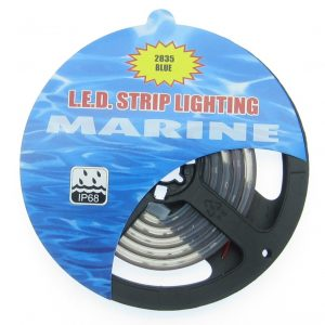 1 Metre Blue Strip Light
