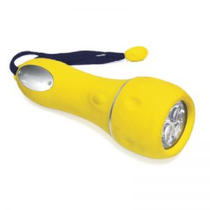 Floating Waterproof 3 LED Torch