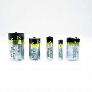 9 Volt Alkaline Batteries