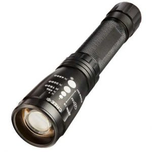1000 Lumen Zoom Torch