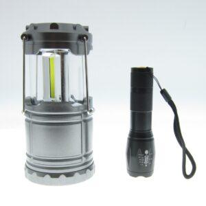 Torch & Lantern Combo