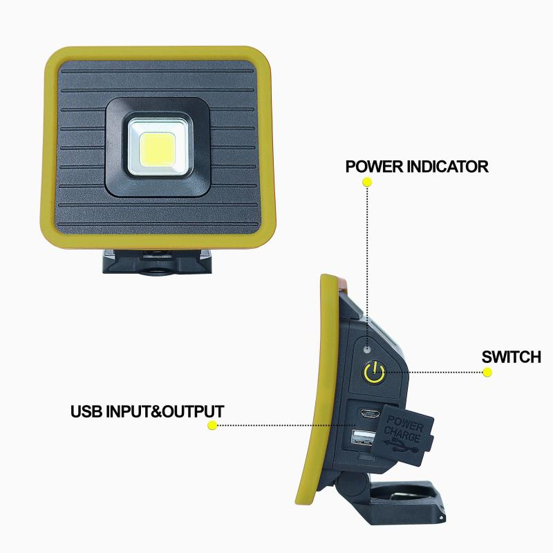 Rechargeable Compact LED Work Light
