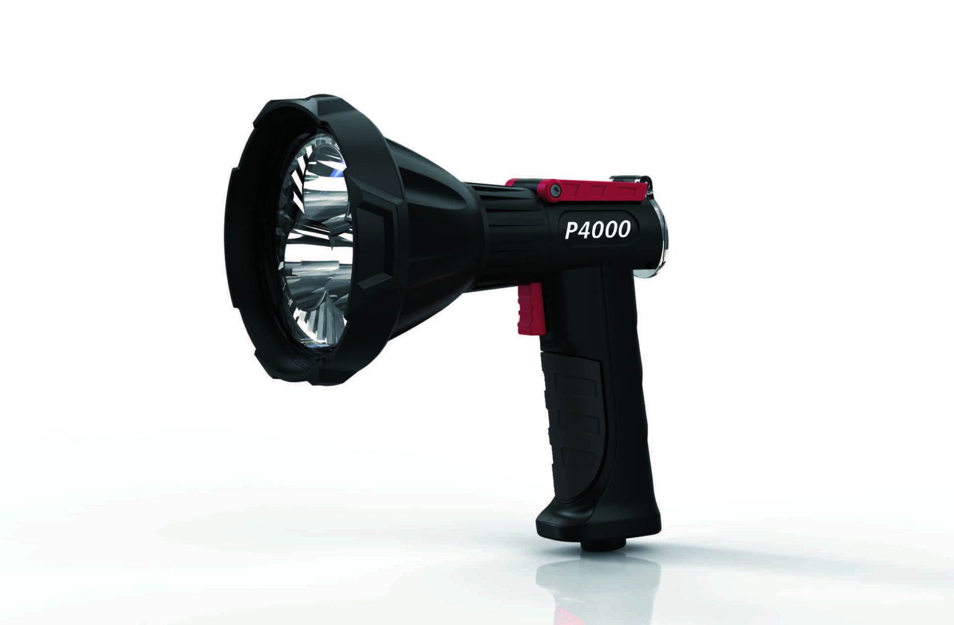 Rechargeable 4000 Lumen Waterproof LED Spotlight